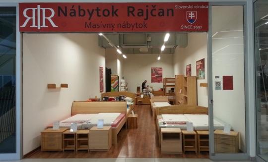 Predajna Rajcan Bratislava Storeland